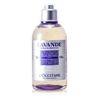 L'Occitane Lavender Harvest Shower Gel (New Packaging)  250ml/8.4oz