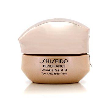 Shiseido Benefiance WrinkleResist24 Intensive Eye Contour Cream  15ml/0.51oz