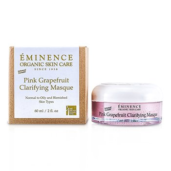 Eminence Pink Grapefruit Clarifying Masque (Normal to Oily Skin)  60ml/2oz