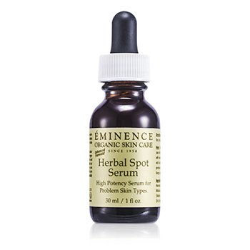 Eminence Herbal Spot Serum (For Problem Skin)  30ml/1oz