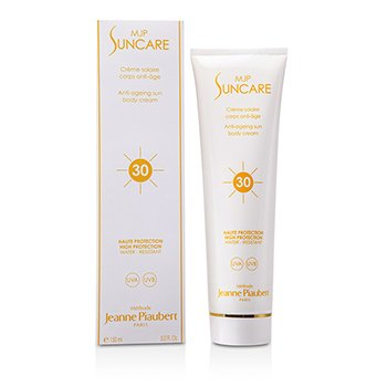 Methode Jeanne Piaubert Anti-Aging Sun Body Cream SPF30  150ml/5oz