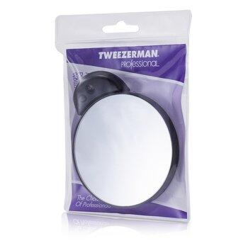 Tweezerman Professional TweezerMate 10X Lighted Mirror  -
