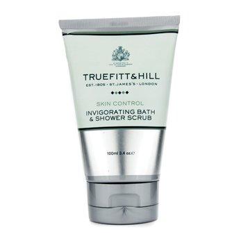 Truefitt & Hill Skin Control Invigorating Bath & Shower Scrub (Travel Tube)  100ml/3.4oz