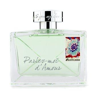John Galliano Parlez-Moi D' Amour Eau Fraiche Eau De Toilette Spray  80ml/2.6oz