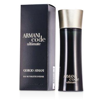 Giorgio Armani Armani Code Ultimate Eau De Toilette Intense Spray  75ml/2.5oz