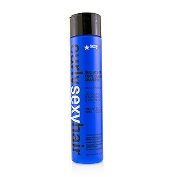 Sexy Hair Concepts Curly Sexy Hair Color Safe Curl Defining Shampoo  300ml/10.1oz