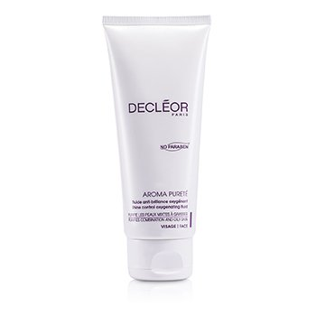 Decleor Aroma Purete Shine Control Oxygenating Fluid - For Combination/ Oily Skin (Salon Product)  100ml/3.3oz