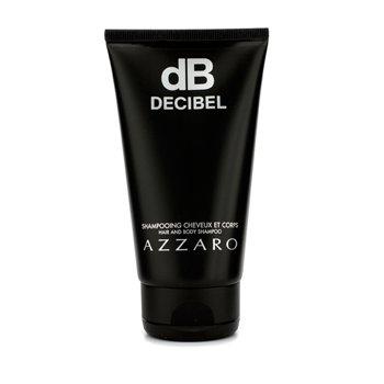 Loris Azzaro Decibel Hair & Body Shampoo  150ml/5oz
