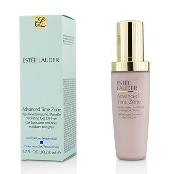 Estee Lauder Advanced Time Zone Age Reversing Line/ Wrinkle Hydrating Gel Oil-Free (Normal/ Combination Skin)  50ml/1.7oz