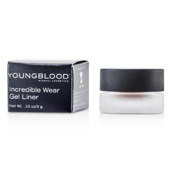Youngblood Incredible Wear Gel Liner - # Sienna  3g/0.1oz