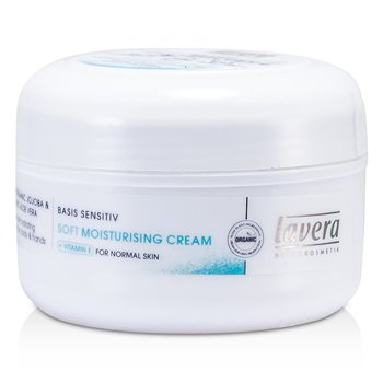 Lavera Basis Sensitiv Soft Moisturising Cream  150ml/5oz