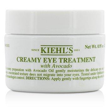 Kiehl's Creamy Eye Treatment with Avocado  28g/0.95oz