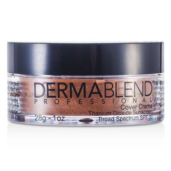 Dermablend Cover Creme Broad Spectrum SPF 30 (High Color Coverage) - Golden Bronze  28g/1oz