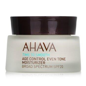 Ahava Time To Smooth Age Control Even Tone Moisturizer SPF 20  50ml/1.7oz