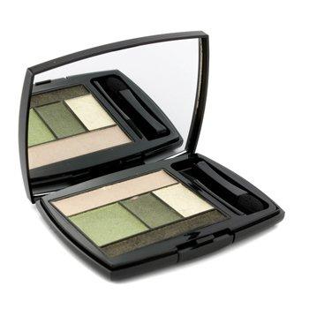 Lancome Color Design 5 Shadow & Liner Palette - # 500 Jade Fever (US Version)  4g/0.141oz