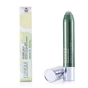 Clinique Chubby Stick Shadow Tint for Eyes - # 06 Mighty Moss  3g/0.1oz
