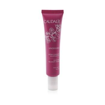 Caudalie Vinosource Moisture Recovery Cream (For Dry Skin)  40ml/1.3oz