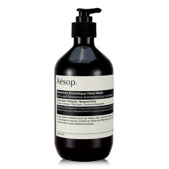 Aesop Reverence Aromatique Hand Wash  500ml/16.9oz