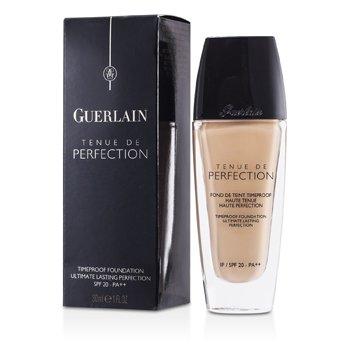 Guerlain Tenue De Perfection Timeproof Foundation SPF 20 - # 02 Beige Clair  30ml/1oz