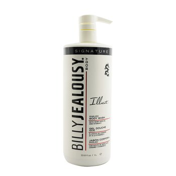 Billy Jealousy ILLICIT Pearlized Body Wash  1000ml/33.8oz