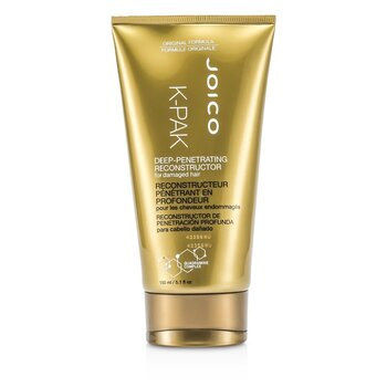 Joico K-Pak Deep-Penetrating Reconstructor - For Damaged Hair (New Packaging)  150ml/5.1oz