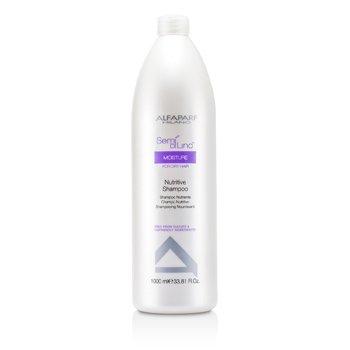 AlfaParf Semi Di Lino Moisture Nutritive Shampoo (For Dry Hair)  1000ml/33.81oz