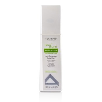 AlfaParf Semi Di Lino Reconstruction Anti-Breakage Daily Fluid (For Damaged Hair)  125ml/4.22oz