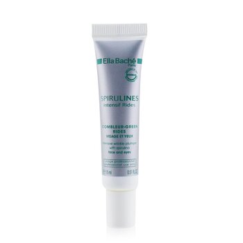 Ella Bache Spirulines Intensif Rides Combleur-Green Rides (Salon Product)  15ml/0.51oz