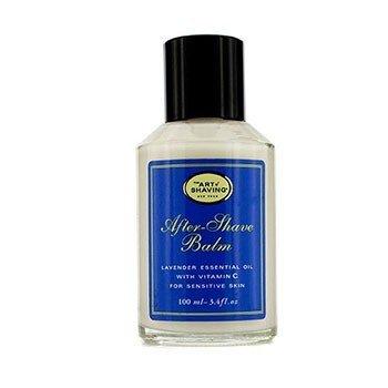 The Art Of Shaving After Shave Balm - Lavender Essential Oil (For Sensitive Skin, Unboxed)  100ml/3.4oz