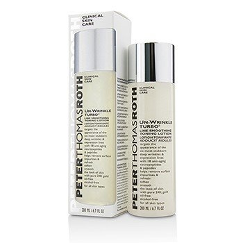 Peter Thomas Roth Un-Wrinkle Turbo Line Smoothing Toning Lotion  200ml/6.7oz