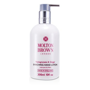 Molton Brown Pomegranate & Ginger Enriching Hand Lotion  300ml/10oz