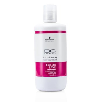 Schwarzkopf BC Color Save Treatment (For Colour-Treated Hair)  750ml/25oz