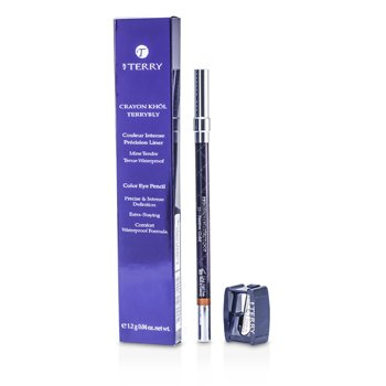 By Terry Crayon Khol Terrybly Color Eye Pencil (Waterproof Formula) - # 10 Festive Gold  1.2g/0.04oz