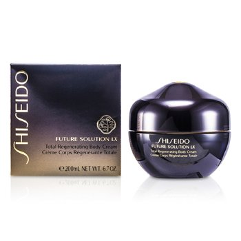 Shiseido Future Solution LX Total Regenerating Body Cream  200ml/6.7oz