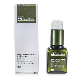 Origins Dr. Andrew Mega-Mushroom Skin Relief Eye Serum  15ml/0.5oz