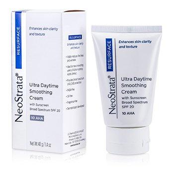 Neostrata Resurface Ultra Daytime Smoothing Cream SPF20 10 AHA  40g/1.4oz