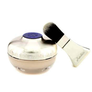 Guerlain Orchidee Imperiale Cream Foundation Brightening Perfection SPF 25 - # 02 Beige Clair  30ml/1oz