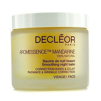 Decleor Aromessence Mandarine Smoothing Night Balm (Salon Size)  100ml/3.1oz