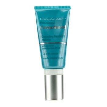 Exuviance Coverblend Concealing Treatment Makeup SPF30 - # Warm Beige  30g/1oz