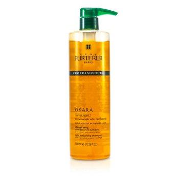 Rene Furterer Okara Light Activating Shampoo - For Highlighted, Bleached Hair (Salon Product)  600ml/20.29oz