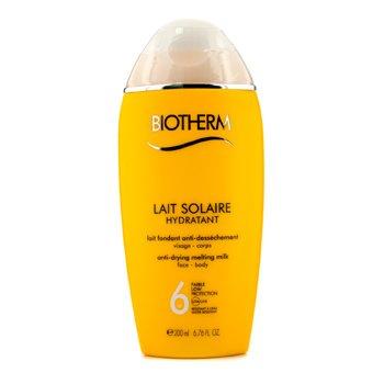 Biotherm Lait Solaire SPF 6 UVA/UVB Protection Melting Milk  200ml/6.76oz