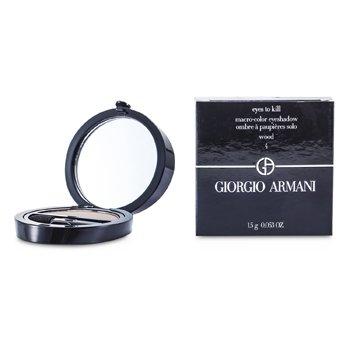 Giorgio Armani Eyes to Kill Solo Eyeshadow - # 04 Wood  1.5g/0.053oz