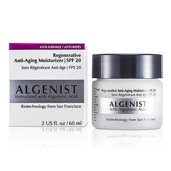 Algenist Regenerative Anti-Aging Moisturizer SPF 20  60ml/2oz
