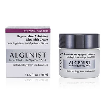 Algenist Regenerative Anti-Aging Ultra Rich Cream  60ml/2oz