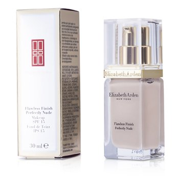 Elizabeth Arden Flawless Finish Perfectly Nude Makeup SPF 15 - # 01 Linen  30ml/1oz