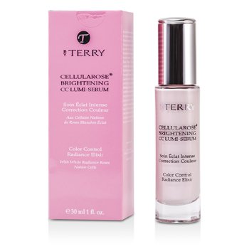 By Terry Cellularose Brightening CC Lumi Serum # 2 Rose Elexir  30ml/1oz