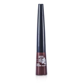 Lavera Liquid Eyeliner - # 02 Brown  3.5ml/0.12oz