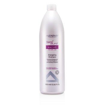 AlfaParf Semi Di Lino Scalp Care Energizing Shampoo (For Hair Loss)  1000ml/33.82oz