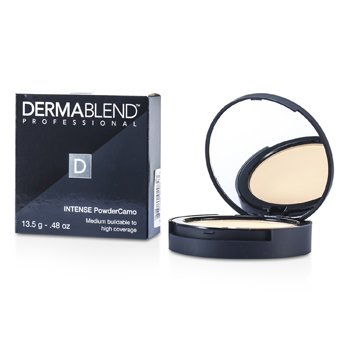 Dermablend Intense Powder Camo Compact Foundation (Medium Buildable to High Coverage) - # Suntan  13.5g/0.48oz