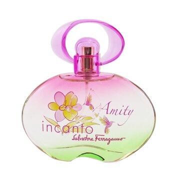 Salvatore Ferragamo Incanto Amity Eau De Toilette Spray  100ml/3.4oz
